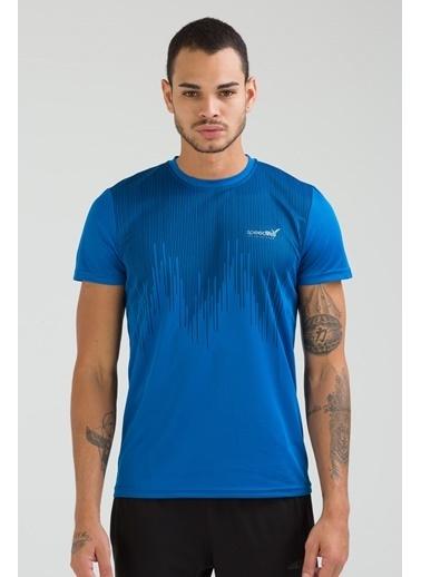 Speedlife Tişört Mavi